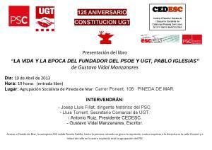 Presentación LIBRO PABLO IGLESIAS MARESME -jpg