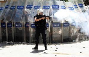 Turquia policia